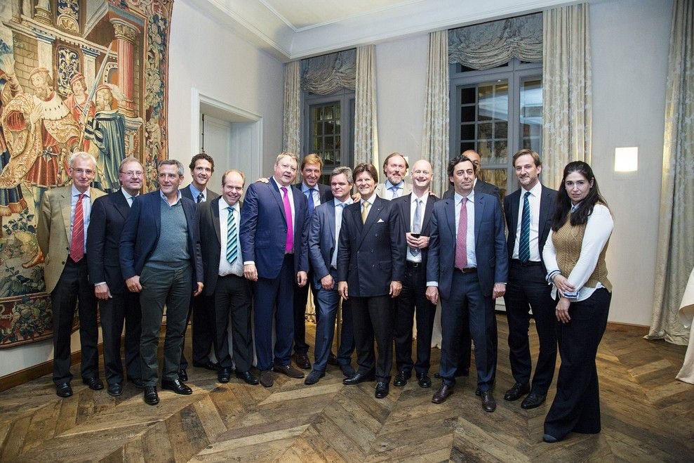 Special Alumni Event in Brussels with Yves Leterme
