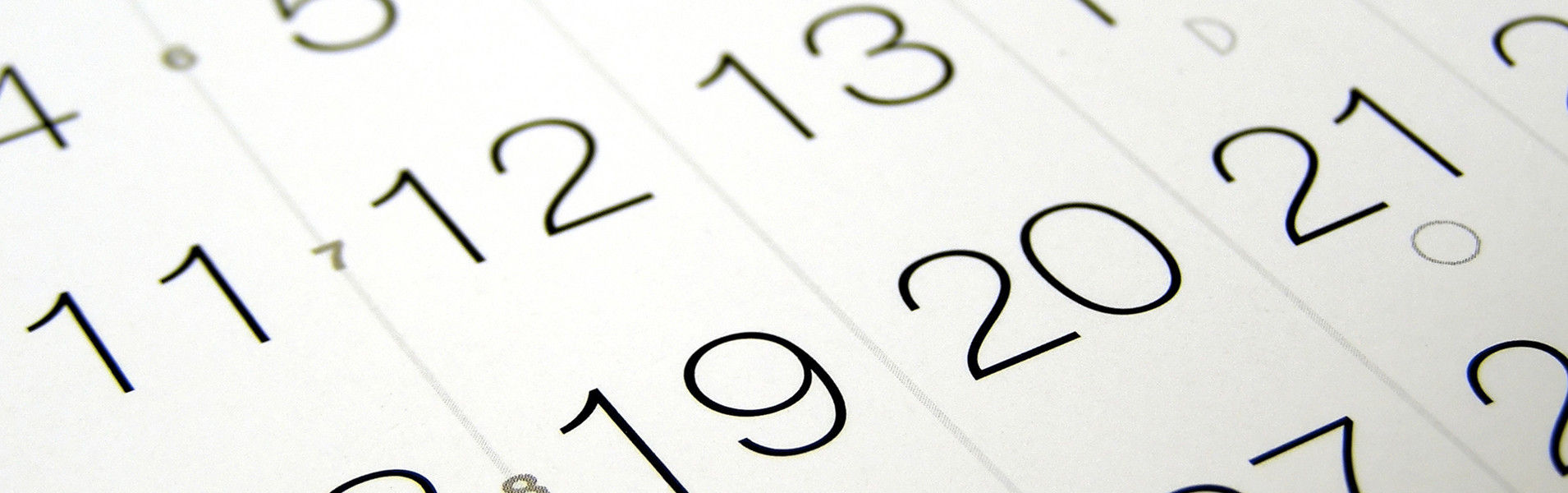 Calendar EU Business School
