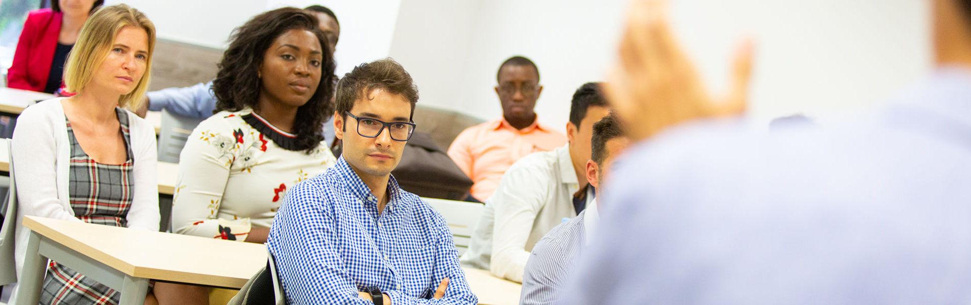 Bachelor S Degree In International Business Hons
