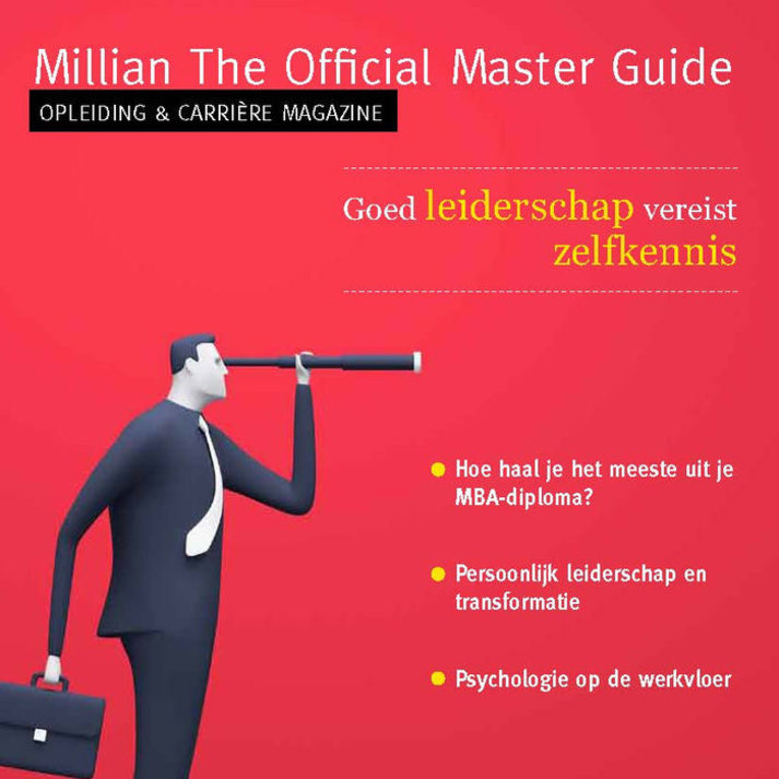 Millian Official Master's Guide