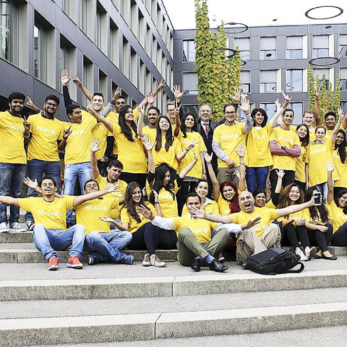 EU Munich Orientation Week