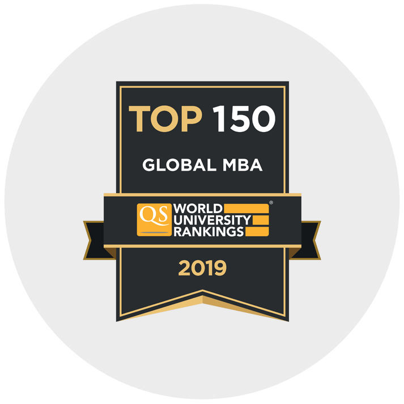 EU Business School QS Top 150