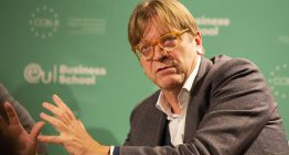Guy Verhofstadt on the Challenges of the European Union