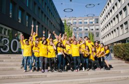 EU to Welcome Students for Orientation