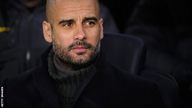 """The Rules of the Game"": Guardiola Makes a Move"