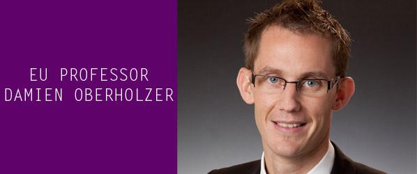 EU Lecturer Published: Damien Oberholzer
