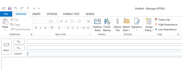 Technology Tuesdays: Writing Suitable Subject Lines