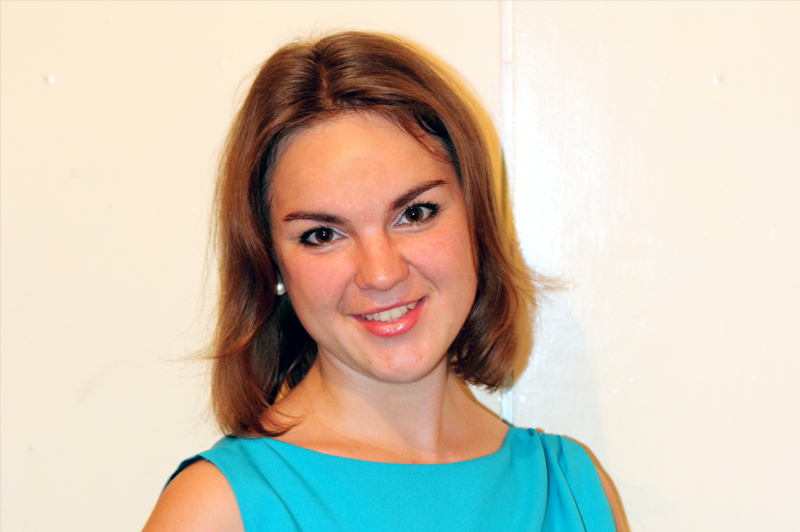 Belarusian Student Awarded Scholarship for EU Business School