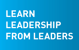 Learning Leadership from Leaders: U.S.A. Internships