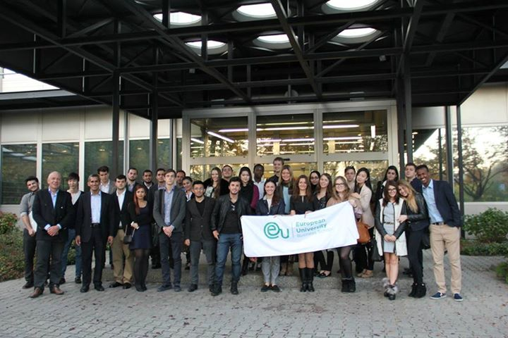 EU Switzerland Industrial Visit to HP Innovation Center