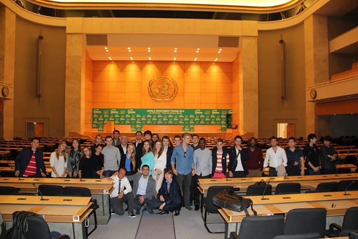 Industrial Visit to the United Nations