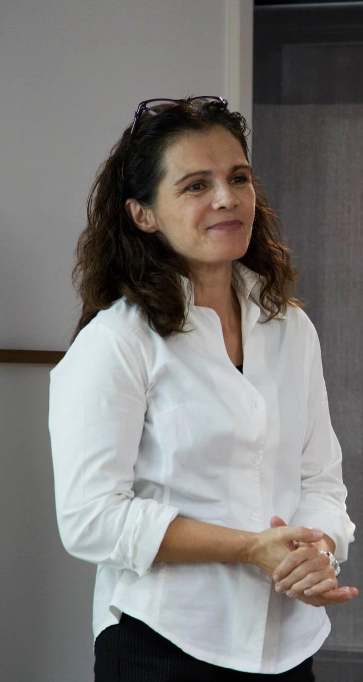 Mentoring Career Workshop: Dubravka Novkovic