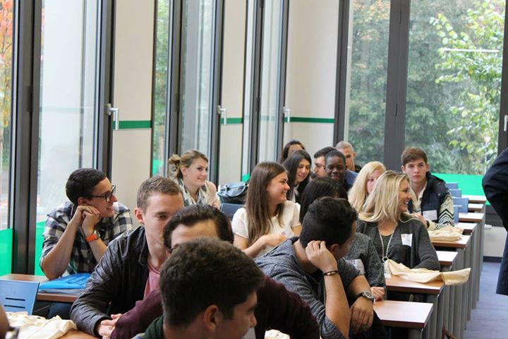 EU Business School Munich Orientation Week