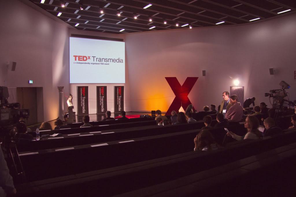 EU Geneva Explores Exponential Beauty with TEDxTransmedia