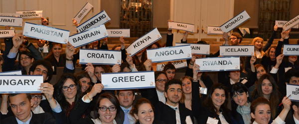 EU Students Join Thousands in Change the World Model United Nations, New York