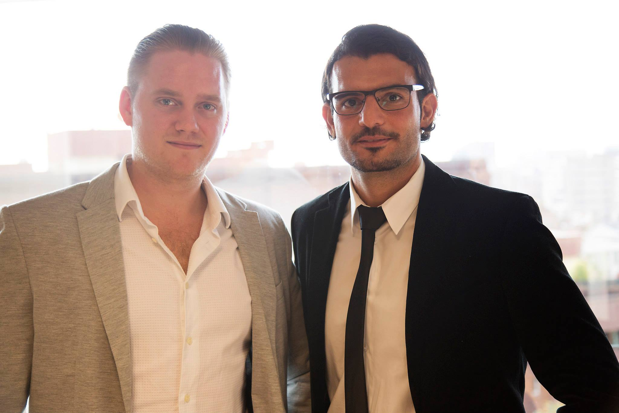Mustafa Toga & Johan Hjerpe: Software Design Sales