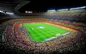 """The Rules of the Game"" : Camp Nou – The Modern Coliseum"