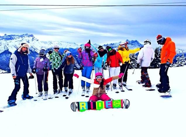 EU Annual Ski Trip 2015: Villars