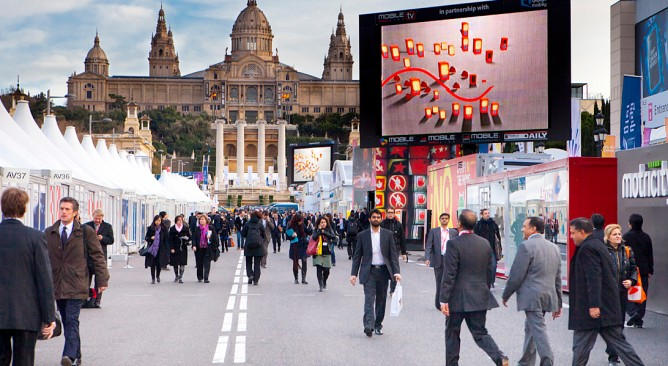 The 2015 GSMA World Mobile Congress in Barcelona is Almost Here!