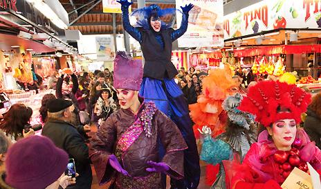 City Spotlight: Barcelona – It's Carnival Time!