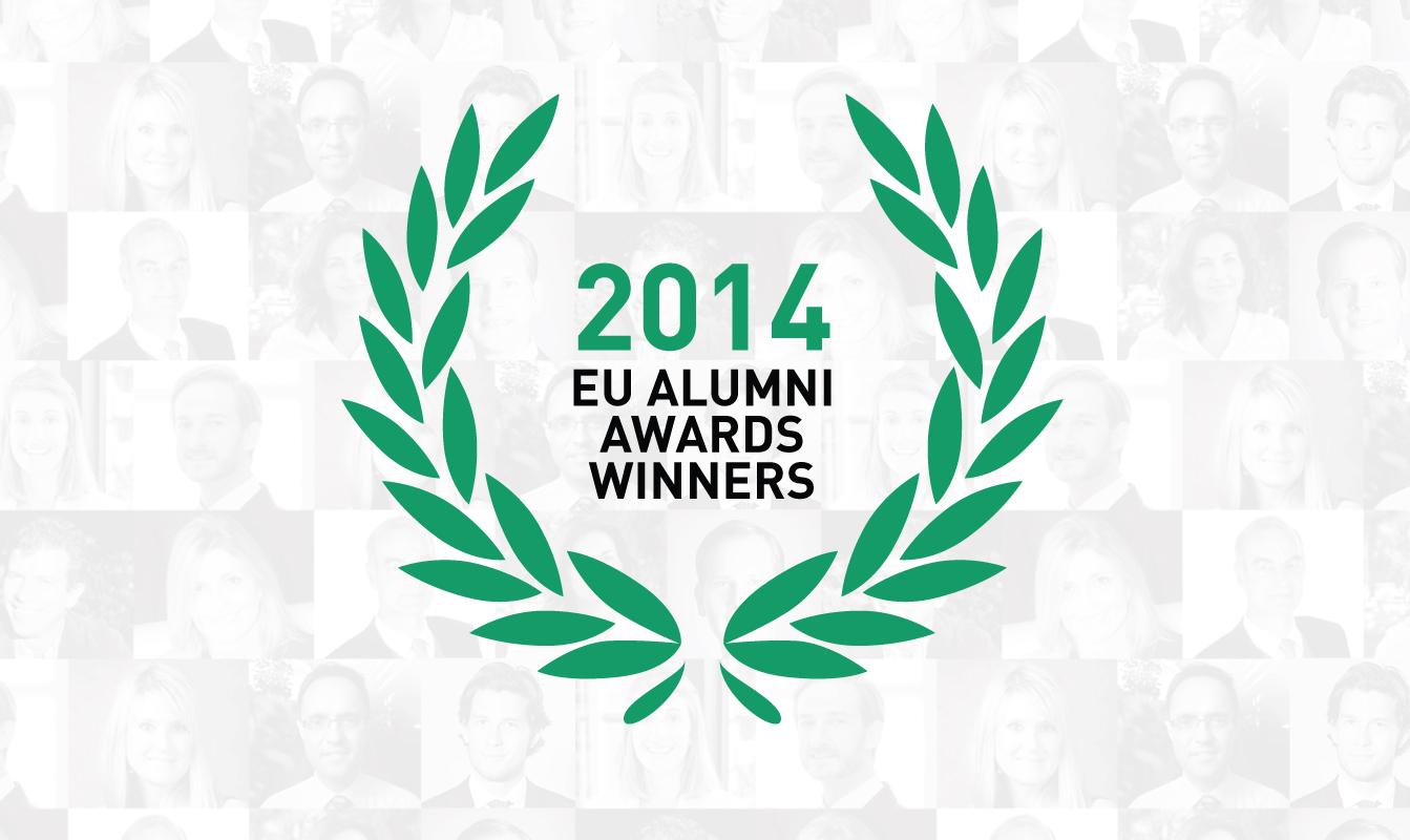 Winners of the 2014 EU Alumni Awards Announced!