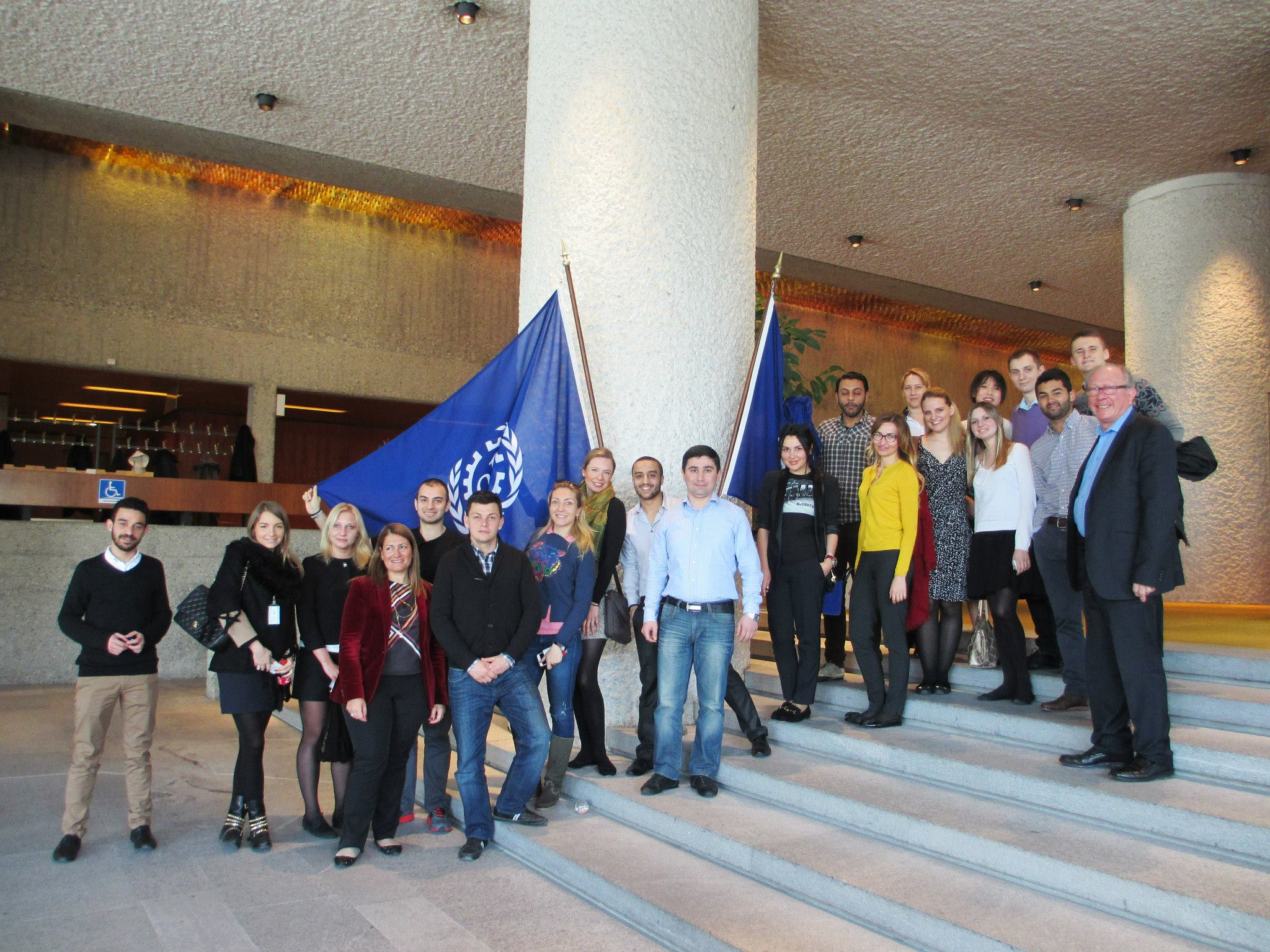 EU & ILO Certificate Program in Corporate Responsibility