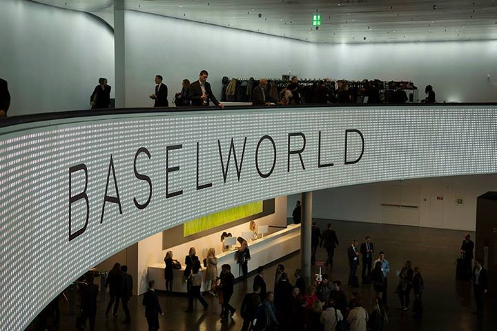 Students Attend BaselWorld 2015