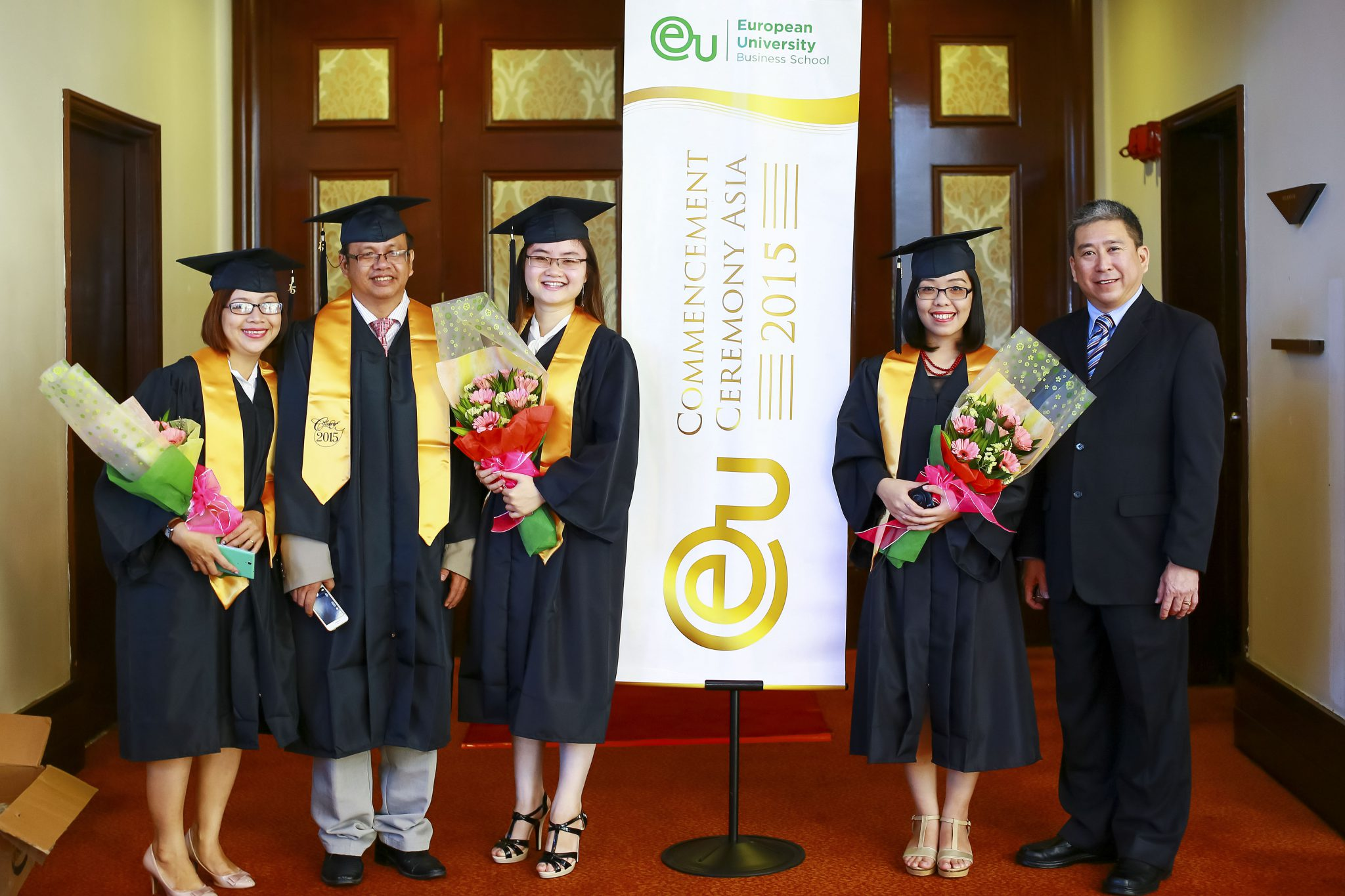 Commencement Celebrations in Kuala Lumpur