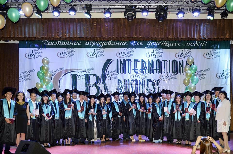 Almaty Commencement Ceremony