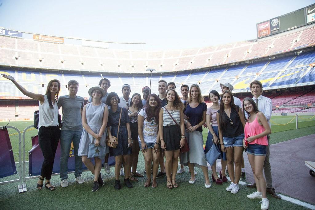 ISS Camp Nou