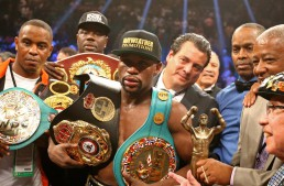 Calling the Shots: How Floyd Mayweather Changed the Business of Sport with his Own Fists