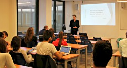 Guest Speaker Valdie Legrand – Career Workshop