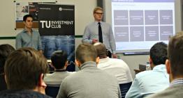TU Investment Club Presentation at EU Munich