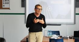 Guest Speaker: Jürgen Biefang