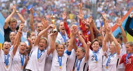 Calling the Shots: Female Athletes