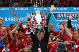 Calling the Shots: Sir Alex Ferguson's Secrets of Success