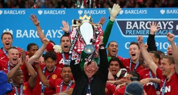 Calling the Shots: Sir Alex Ferguson's Secrets of Success
