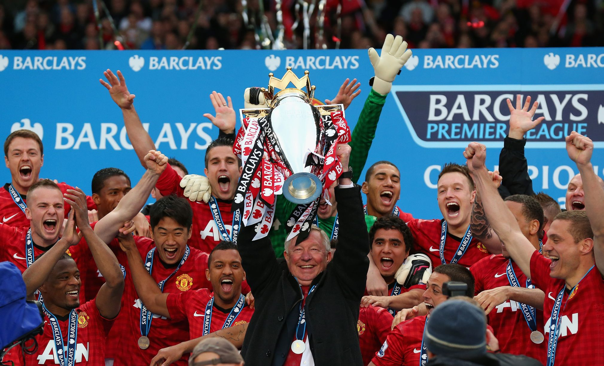 Calling The Shots Sir Alex Ferguson S Secrets Of Success