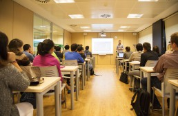 CEO of Kantox Guest Lecture at EU Barcelona