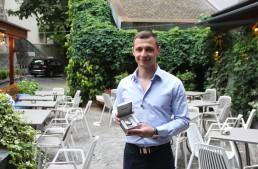 Meet Our Alumni: Zdravko Tumbovski