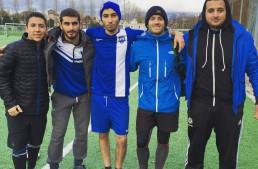 EU Switzerland Hosts Football Tournament