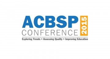 EU at the ACBSP Conference in Barcelona