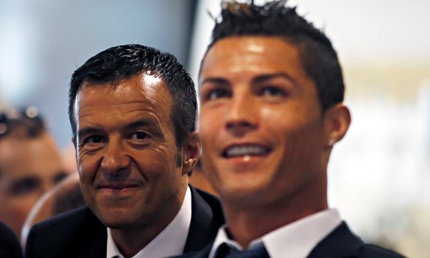 The agent behind Ronaldo's legacy