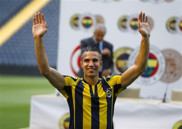 Robin Van Persie's transfer to the Turkish tax haven
