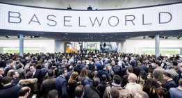 Students get Dazzled at Baselworld