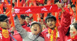 Calling the Shots: Building The Chinese Football Empire