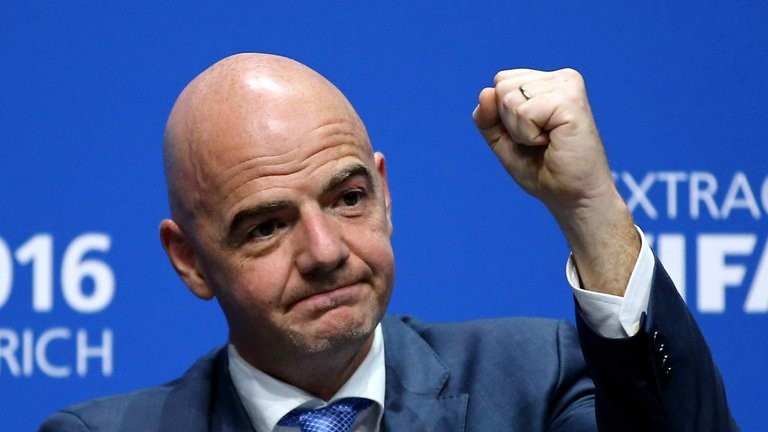 Infantino promises strict reforms within FIFA