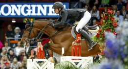Olympic Champion Guerdat Hangs on to his Crown at the World Cup