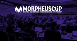 EU Students Vie for €50,000 at the Morpheus Cup 2016