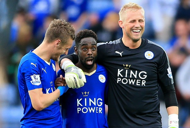 Leicester City are living a dream that is about to come reality
